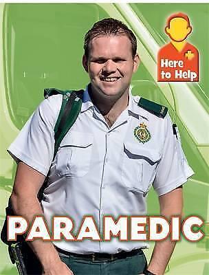 1 of 1 - Blount, Rachel, Paramedic (Here to Help), Very Good Book