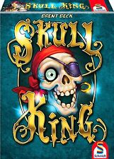 Skull King: Fast Card Game by Schmidt For all the Family Ages 8+ 2-4 players