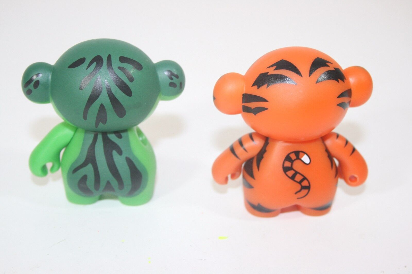 Monskey collectible collectible collectible Tiggz The Tiger and Brubs the Frog Figures Figurine 93bbd6