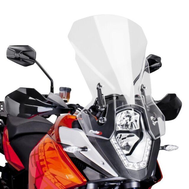 Windscreen Puig KTM 1190 Adventure/ R 13-16 clear touring screen