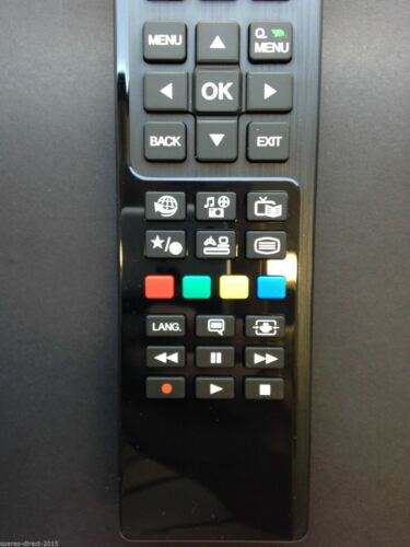 P50LED16 NEW TV Remote Control for Polaroid Tv Model Number