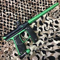 Empire Mini Gs Electronic Paintball Marker Gun - Black/neon Green