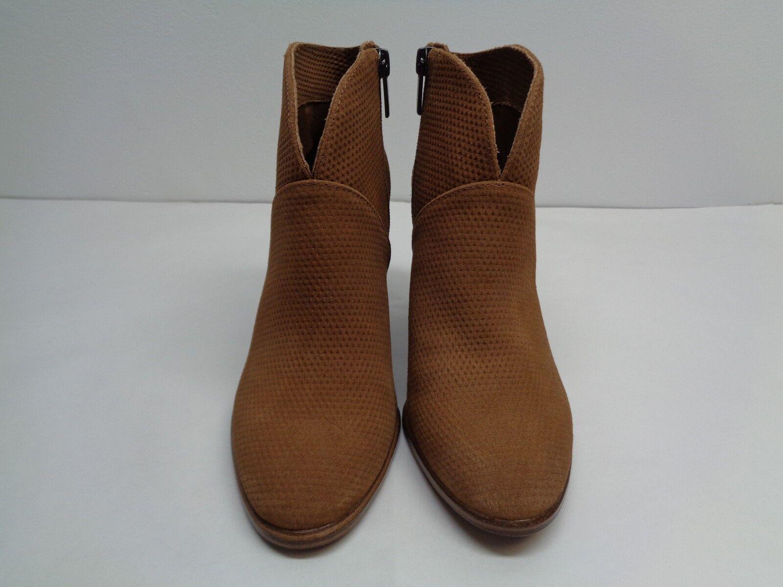 Vince Camuto Größe 9 M FRANELL Braun Suede Leder Ankle Stiefel NEU Damenschuhe Schuhes