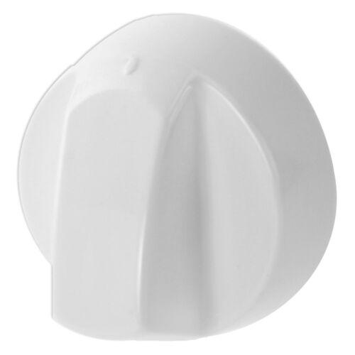 4 x CANNON Bianco Forno Cottura Fornello Fiamma Bruciatore Piastra Controllo Interruttore Manopole