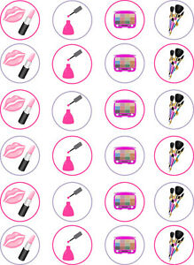 Pamper Party Cake Toppers Ebay Uk