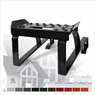 Heimwerker Stand- & Tretroste Klug Dachtritt Einzeltritt Steigtritt Breite Einstellbar Dachbegehung Komplett Tritt