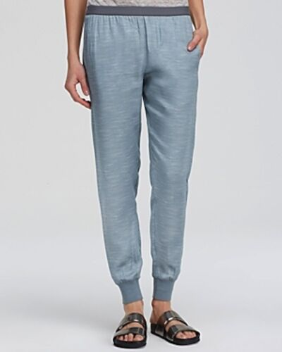 Nwt Light Modal 275 Vince Jogger Chambray Large Pants 100 Print Fabric BAqUxtaU8w