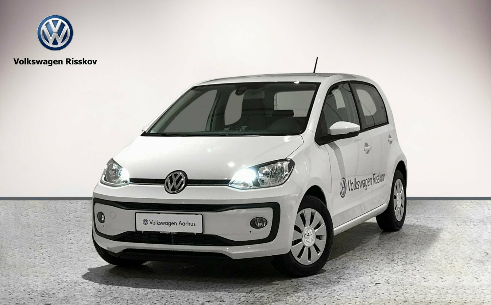 VW Up! 1,0 MPi 60 Move Up! BMT 5d - 104.500 kr.