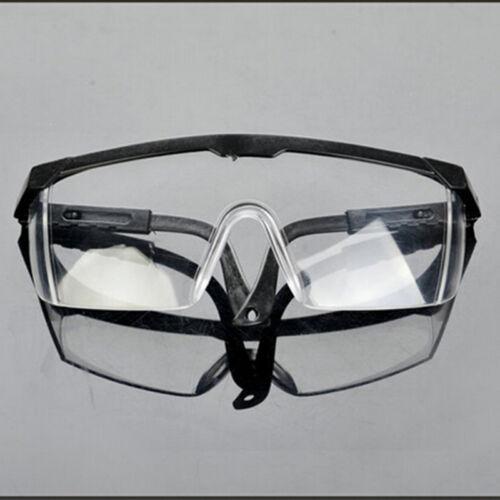 Tatsächliche Sicherheit Augenschutz Klarsichtbrille Brille aus Laborstaubfarbe Z