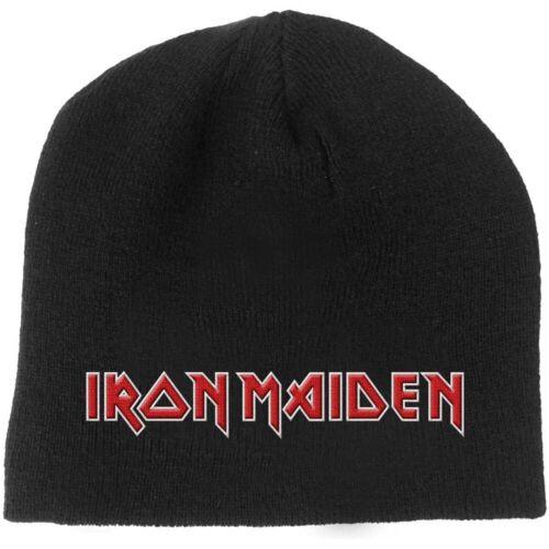 Iron Maiden logo beanie