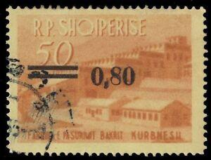 "Albania 844 Fine Workmanship mi970 - Bakrit Tannery ""provisional"" pf12342"