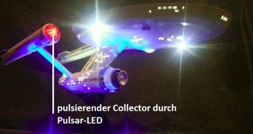 Classic 1:600 LED BELEUCHTUNG 4880 Revell AMT Polar Lights Enterprise 1701 TOS