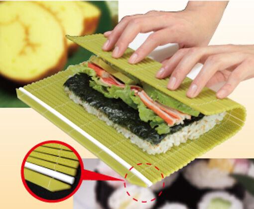 Hasegawa plastic Sushi Rolling Maker, Sushi Roller: Kitchen, Restaurant Pro.