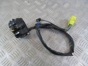 SUZUKI-BURGMAN-2010-Switch-Gear-Left-Hand-7869