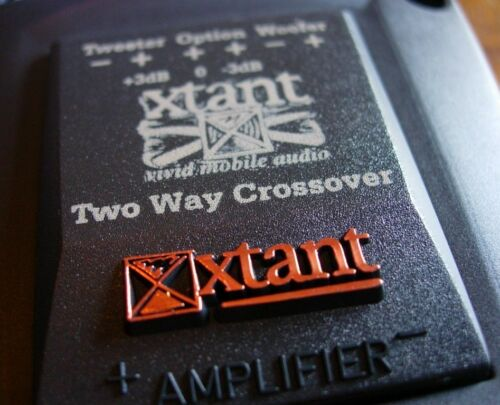 Xtant Passive 2 Way Speaker Crossover Network Two Way Replacement Pair