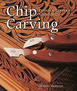 Chip Carving: Design & Pattern Sourcebook von Barton, Wayne   Buch   gebraucht