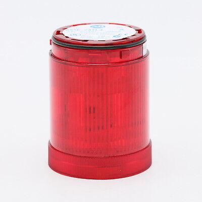 Allen Bradley 855e-24tl4 Led-leuchte, Rot 24v Ac/dc