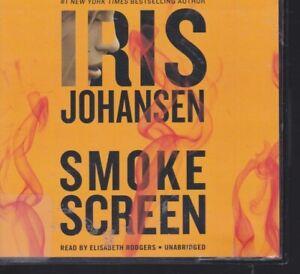SMOKESCREEN by IRIS JOHANSEN ~UNABRIDGED CD AUDIOBOOK