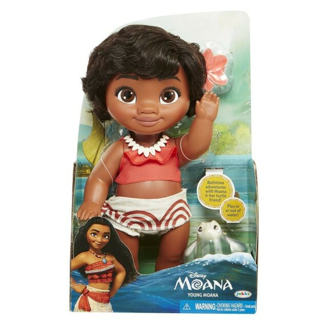 Disney Young Moana Doll