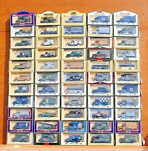 LLEDO-DIECAST-MODELS-MILITARY-VEHICLES-FROM-1-99-CHOOSE-FROM-LIST-LOT-D