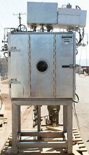 Shrader Scientific R 3102 E X410 3 Cu Ft Rf Sputtering Vacuum Chamber