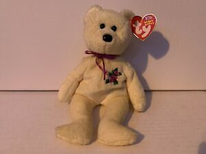 Mother Bear - May Mother's Day Bear TY Beanie Babies MWMT (Selling collection!)