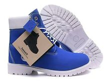 UNISEX ROYAL BLUE TIMBERLAND BOOTS