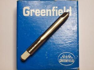 "GREENFIELD 1//2/""-20 NF H3 Gun Tap Spiral Point 3 Flutes EDP 13334 USA"