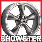 4 x 17x8 wheels for Holden HQ HZ WB Chevy Camaro Impala Nova Pontiac 5x120.65