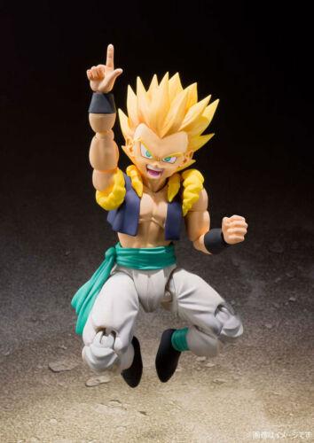 S.H SH Figuarts Super Saiyan Gotenks Dragon Ball Z DBZ Bandai Japan NEW***c
