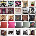 Geometric Cotton Linen Pillow Cases Throw Sofa Cushion pillow Cover Home Decor