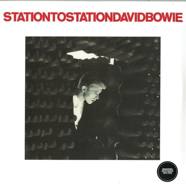 BOWIE DAVID STATION TO STATION (REMASTERED 180 GR.) VINILE LP NUOVO SIGILLATO