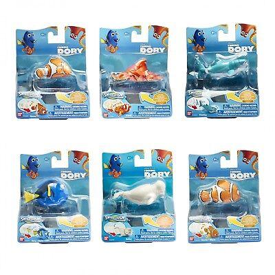 FINDING DORY Swigglefish Toy NEMO HANK DESTINY BAILEY MR RAY Disney Brand New