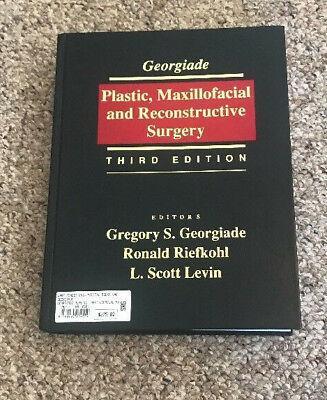 georgiade plastic maxillofacial and reconstructive surgery