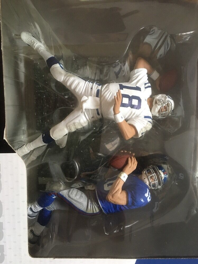 McFarlane NFL Boxed 2-Piece Set Set Set PEYTON and ELI MANNING Series 9 20f7d9
