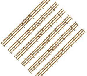 Faller-180408-Echelle-H0-Bonanza-Cloture-1341mm-1m