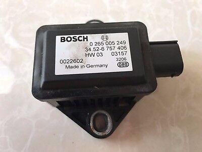 ABS DSC Yaw Speed Rotational Sensor BMW E46 M3 325CI 330CI OEM
