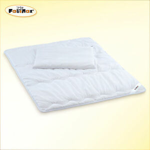 Fabimax Kinder Bettdecke Und Kissen Für Kinderbett 70x140 Und 60x120
