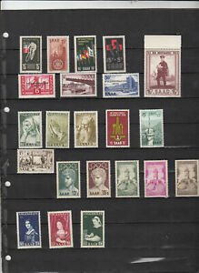 Saar-der-Jahrgang-1955-56-kompl