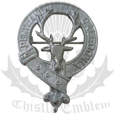 HS Lion Rampant Cap Badges Glengarry Cap//Scottish Balmoral Hat Badge Highland