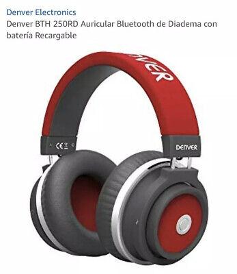 Auriculares Inalámbricos Denver Electronics BTH 250