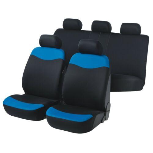 Universal ya referencia ya referencias funda del asiento fundas para asientos bella azul Fiat