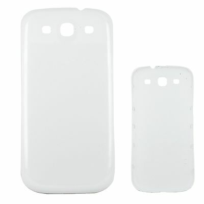 Genuine White Back Door Battery Housing Cover Case For Samsung Galaxy S3