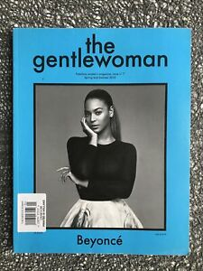The Gentlewoman : Beyonce Cover, Issue 7, Spr / Sum 2013, VG Cond
