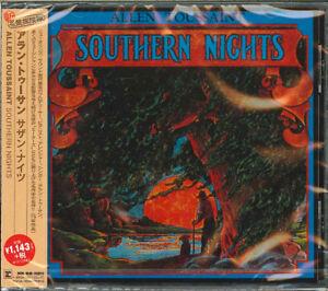 ALLEN-TOUSSAINT-SOUTHERN-NIGHTS-JAPAN-CD-C00