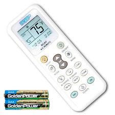 HQRP AC Remote Control for Gree GM-WAC-12ESE-C GM-WAC-15ESE-C GM-WAC-18ESE-C °F