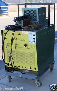 linde ucc 305 tig spot welder with fc 3 and wc5 cooling pump ebay rh ebay com Linde Welders Ownersmanuals Linde Welder TIG 250 HF