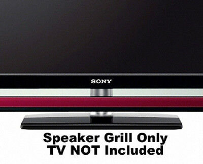 NEW Sony CRU-46SG12T Brown Speaker Grill for KDL-46XBR6