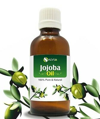JOJOBA OIL 100% NATURAL PURE UNDILUTED UNCUT CARRIER OILS 5ML TO 100ML