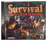 - Survival The Ultimate Challenge (pc) Sealed - Win10, 8, 7, Xp - Nice
